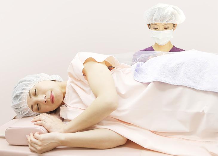 無痛分娩について