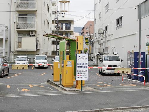 提携駐車場(本川町)